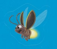 Flitterific Sticker Book - Blue Stars - Blaze