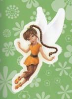 Flitterific Sticker Book - Green Flowers - Fawn - Arms