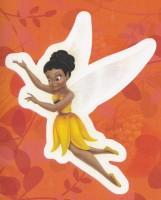 Flitterific Sticker Book - Orange Leaves - Iridessa - Arms