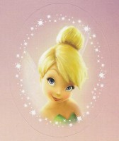Flitterific Sticker Set - Portrait - Tinker Bell - Eyes