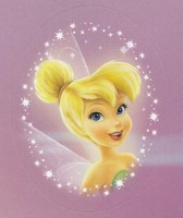 Flitterific Sticker Set - Portrait - Tinker Bell - Wave