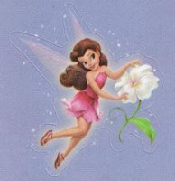 Lil' Sticker - Rosetta - Flower