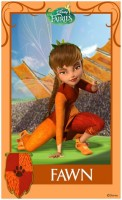 Pixie Hollow Games Trading Cards - Fawn 01
