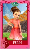 Pixie Hollow Games Trading Cards - Fern 01