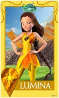 Pixie Hollow Games Trading Cards - Lumina 01