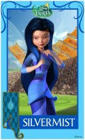 Pixie Hollow Games Trading Cards - Silvermist 01