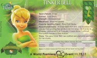 Pixie Hollow Games Trading Cards - Tinker Bell 02