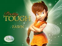 Wallpaper - Fawn - Pretty Tough