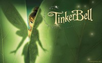 Wallpaper - Tinker Bell - Shadow