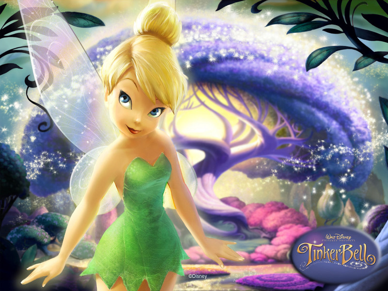 tinker bell and fairy - photo #9