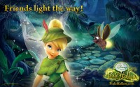 Wallpaper - Tinker Bell - Wilderness